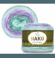 Пряжа Nako PERU COLOR Цвет.32415