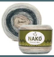 Пряжа Nako PERU COLOR Цвет.32417