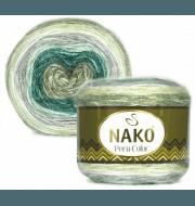 Пряжа Nako PERU COLOR Цвет.32418