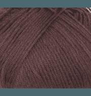 Пряжа Пехорка  Хлопок натуральный Цвет.251 Коричневый