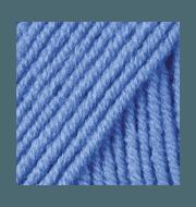 Пряжа YarnArt Merino De Luxe Цвет.600 Голубой